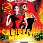 Caribbean Night @ Boom Boom Room