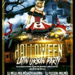 Caribbean Nights – Halloween Latin Urban Party
