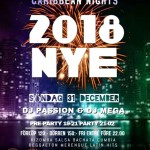 Caribbean Nights – New Years Party