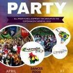 Pre Carnival Party